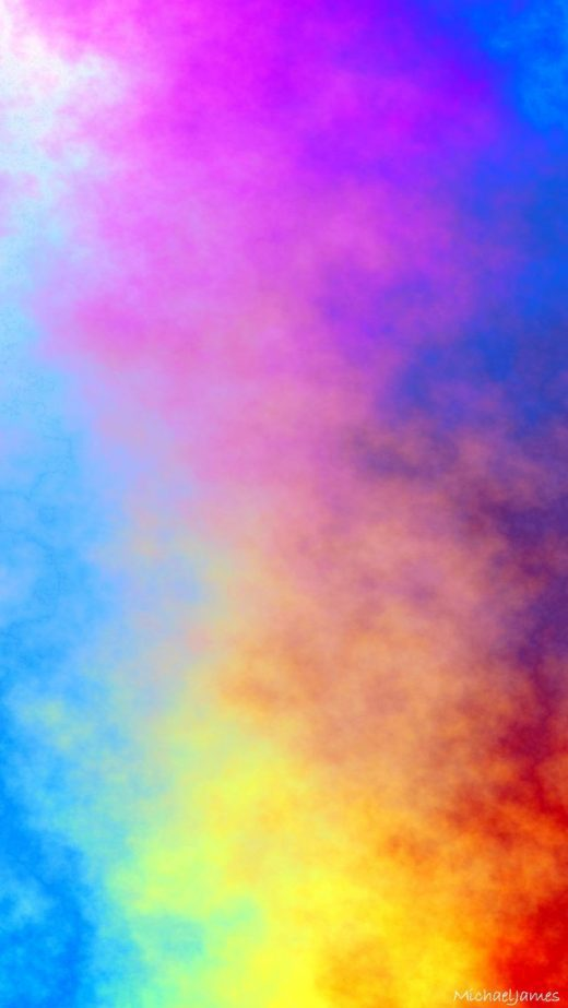 Abstract Colored Smoke. Tap to see more awesome Apple iPhone HD Wallpapers! Colo…