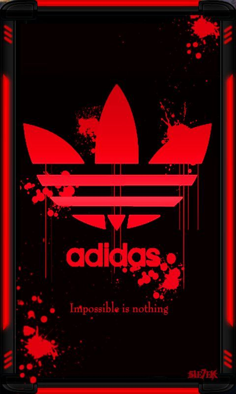 Adidas Logo Red Original HD Wallpapers for iPhone  is a fantastic HD wallpaper f…