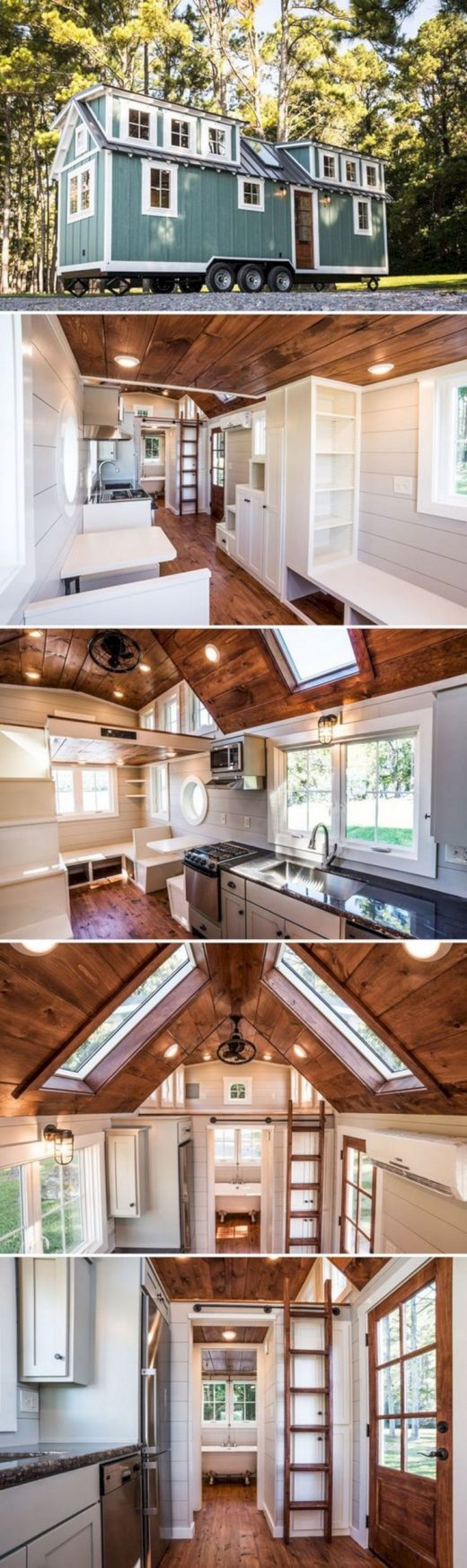 Best And Most Amazing Luxurious Tiny Houses Design 009