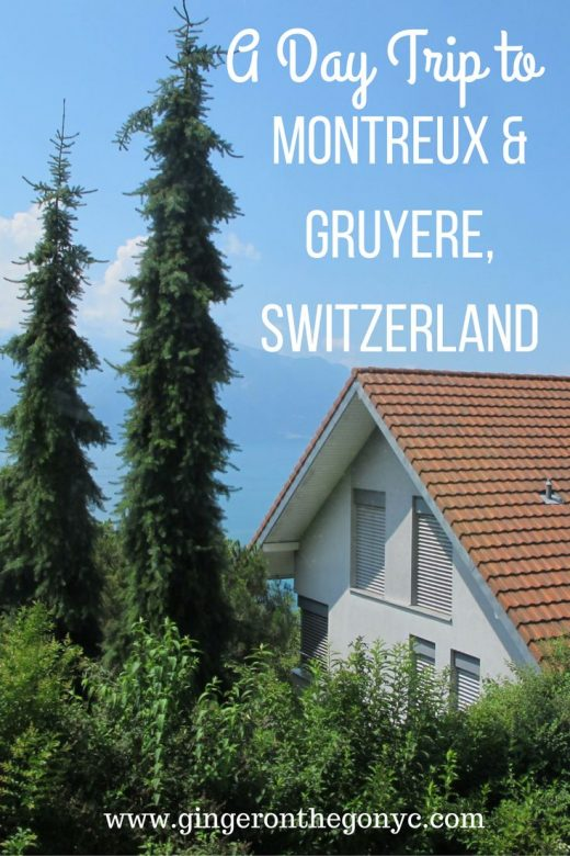 Gruyere & Montreux Switzerland in a Day