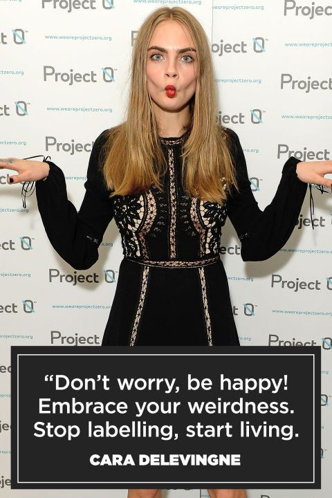 How 21 Celebrities and Fashion Insiders Define Happiness