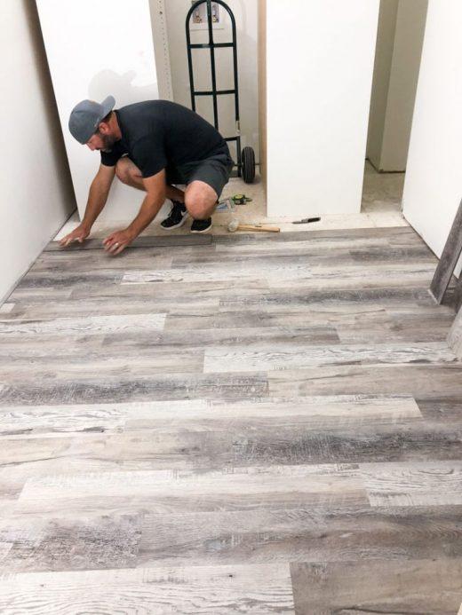 How To Install Luxury Vinyl Plank Flooring