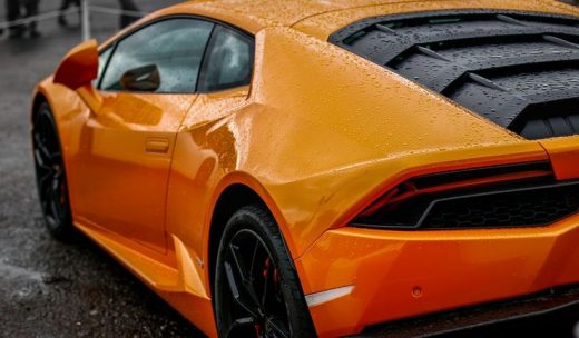 Make It Your New Year's Resolution To Drive A Supercar