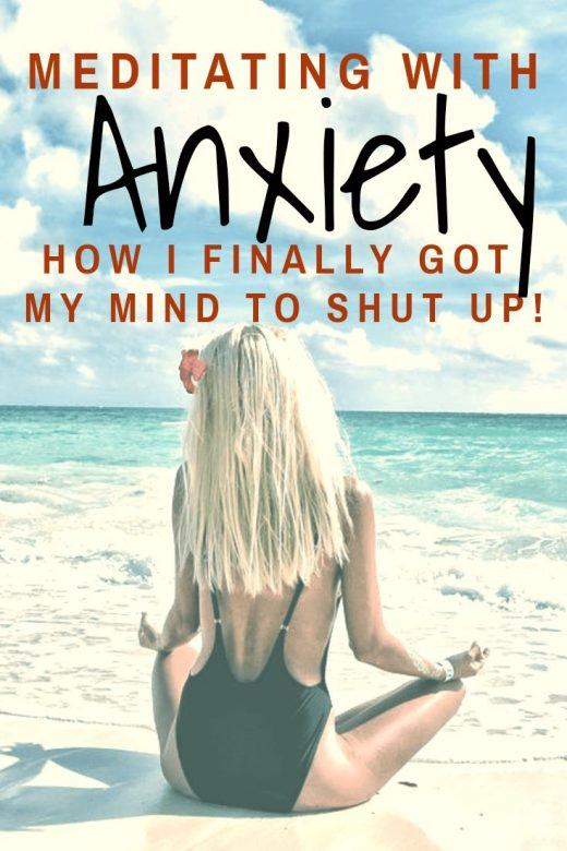 Meditation for anxiety, How I Finally Quieted My Mind