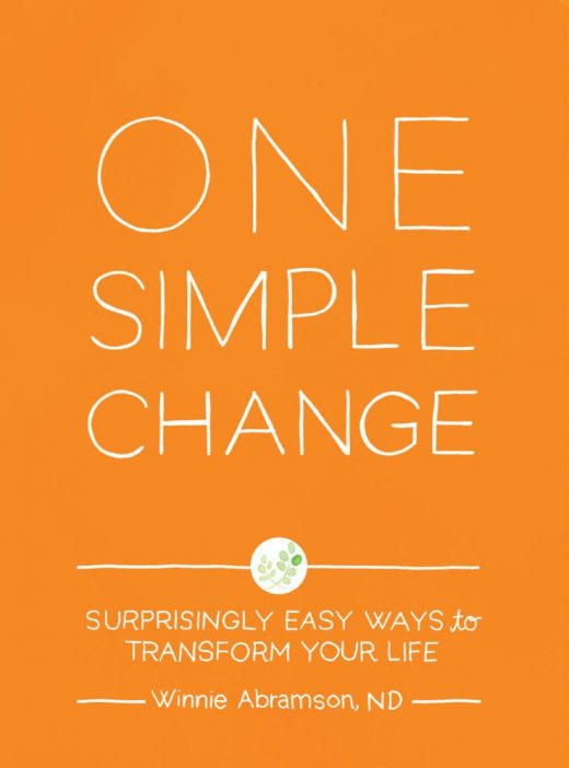 One Simple Change (eBook)