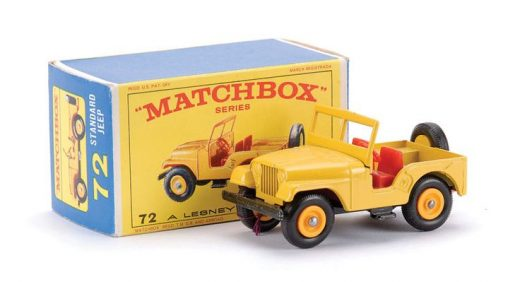 One of my all time favorites!Matchbox | Regular Wheels | Vectis Toy Auctions