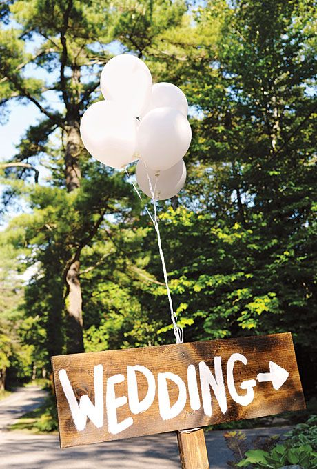 Rustic Wedding in Harbor Springs, MI