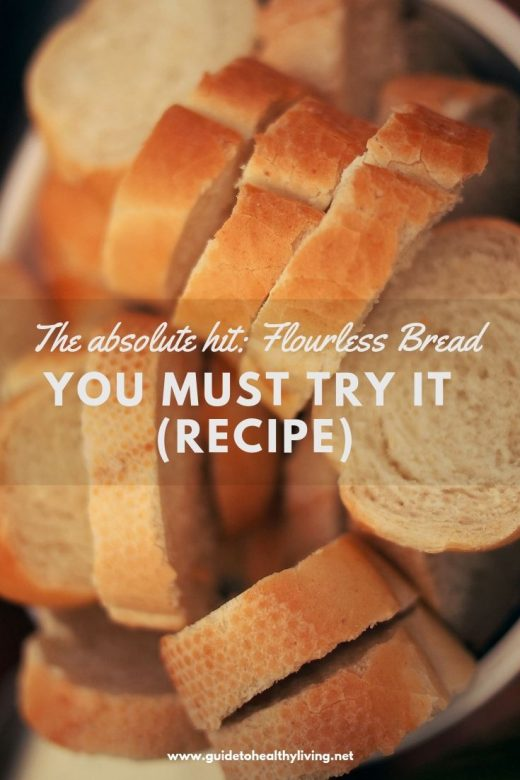 The Absolute Hit: Flourless Bread – You Must Try It (Recipe)