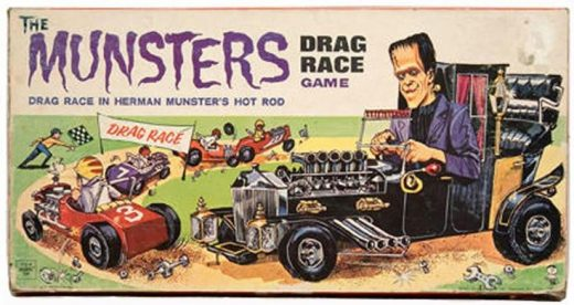 The Munsters Drag Race (Before RuPaul's version)