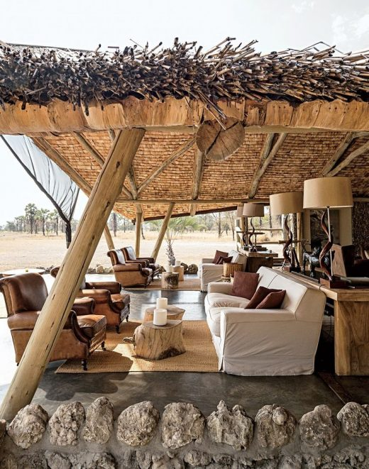 What It's Like At the Most Luxurious Safari Camp in the World