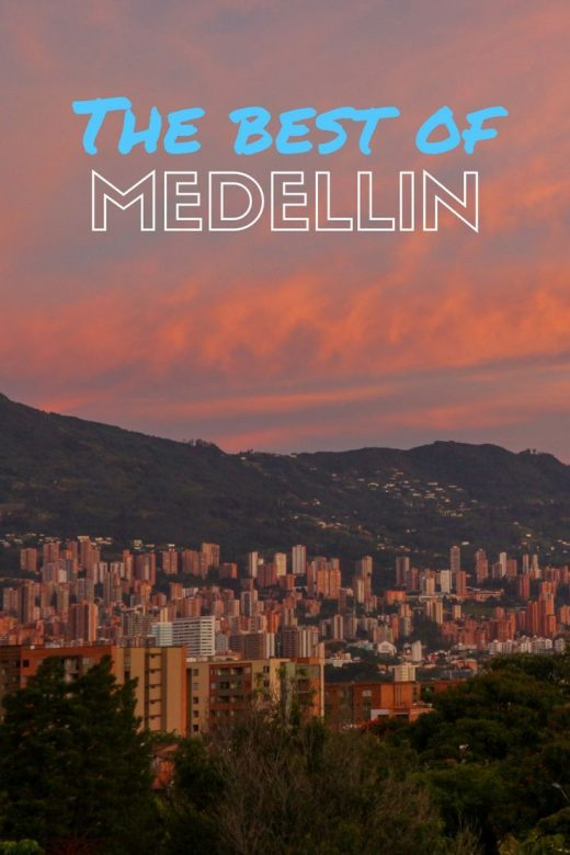 10 points of interest in Medellin