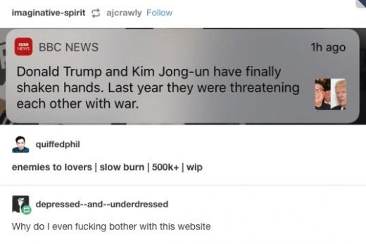 16 Hilarious Tumblr Posts That Roast The Crap Out Of Terrible Fanfiction