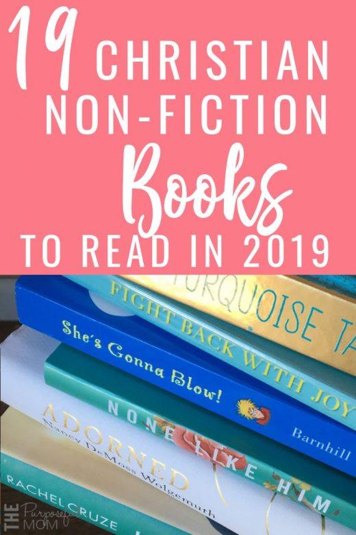 19 Must-Read Christian Non-Fiction Books