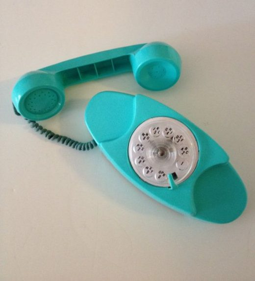 1960s Princess Toy Phone by BarbeeVintage on Etsy, $8.00