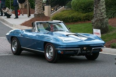 1967 Chevrolet Corvette Stingray L71 427/435 HP Pics & Info