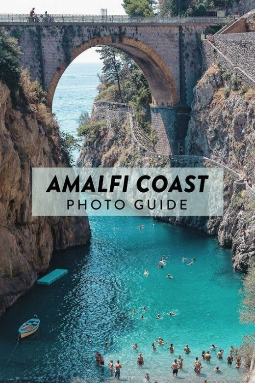 34 Amalfi Coast Pictures That'll Make You Want to Visit ASAP