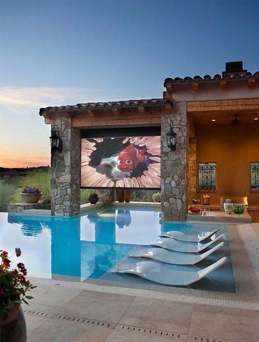 35+ Luxury Sun Shelf Pool Design