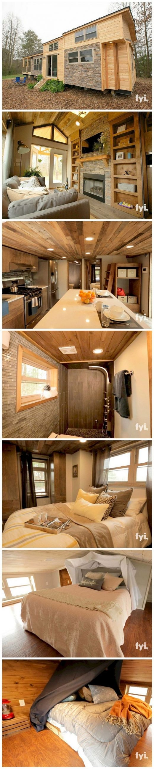 42 Best And Most Amazing Luxurious Tiny Houses Design Ever Been