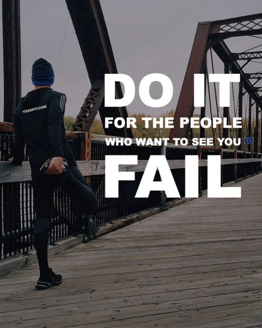 5 Motivational Fitness Quotes To Inspire You Every Time You Work