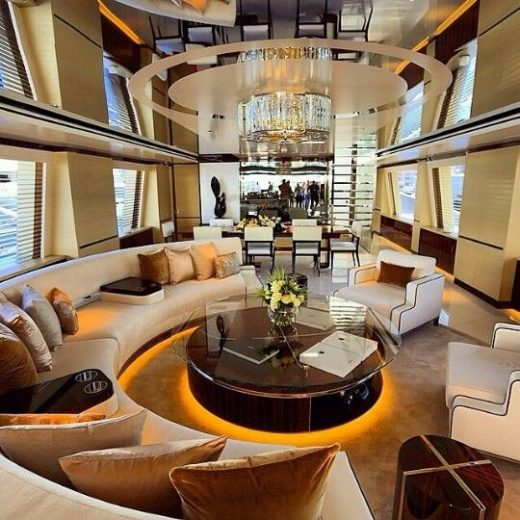 58 Luxurious Yachts to Dream Of