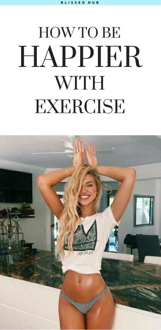 8 ways you can become a happier person with exercise