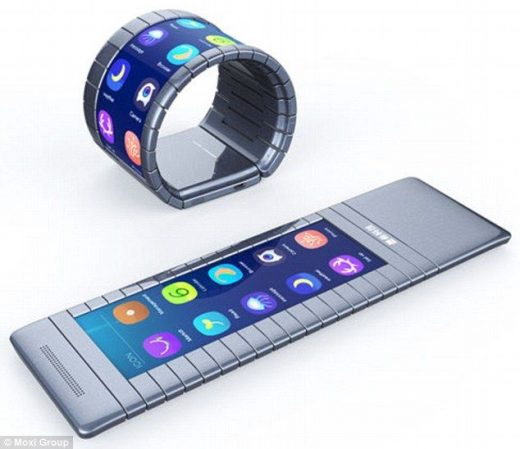 Bendable phones with screens made from graphene are coming