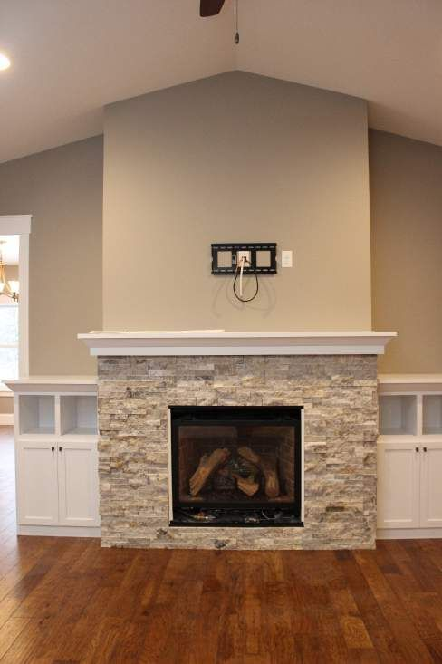 Best Modern Fireplaces (Tile & Design) images in Here | #fireplace tile ideas #h…