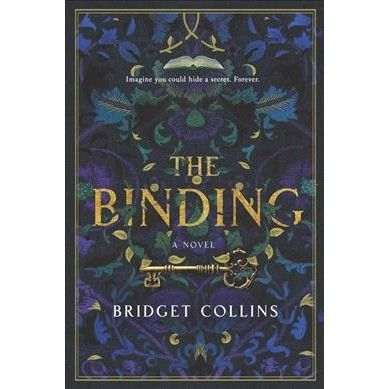 Binding – by Bridget Collins (Hardcover)