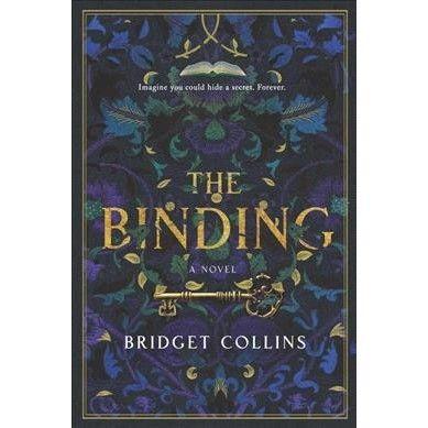 Binding – by Bridget Collins (Hardcover)