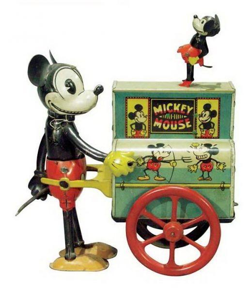 Classic Tin Toy