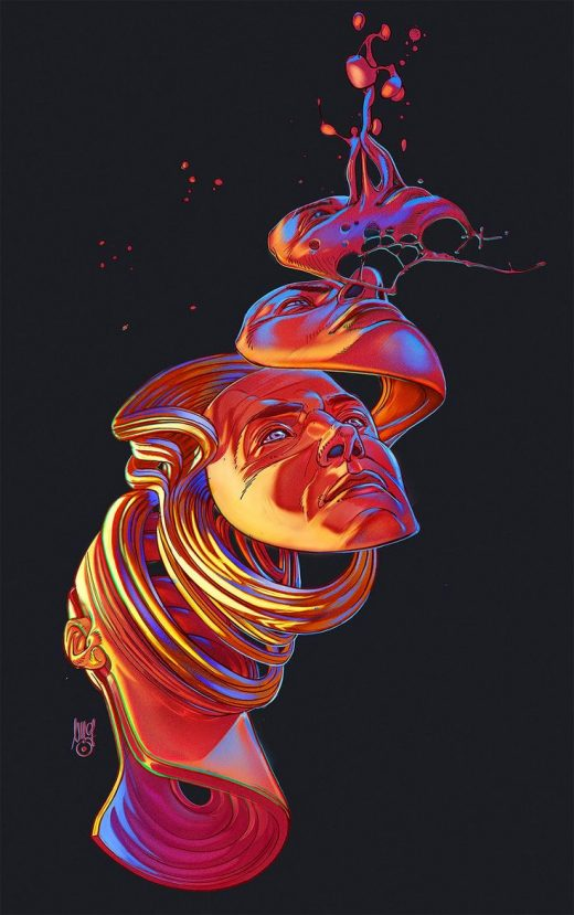 Concept Art & Illustrations by Giovanni Maisto