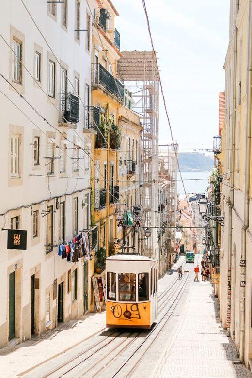 Dreierlei Liebelei: 48 Stunden in Lissabon {Meine Tipps}