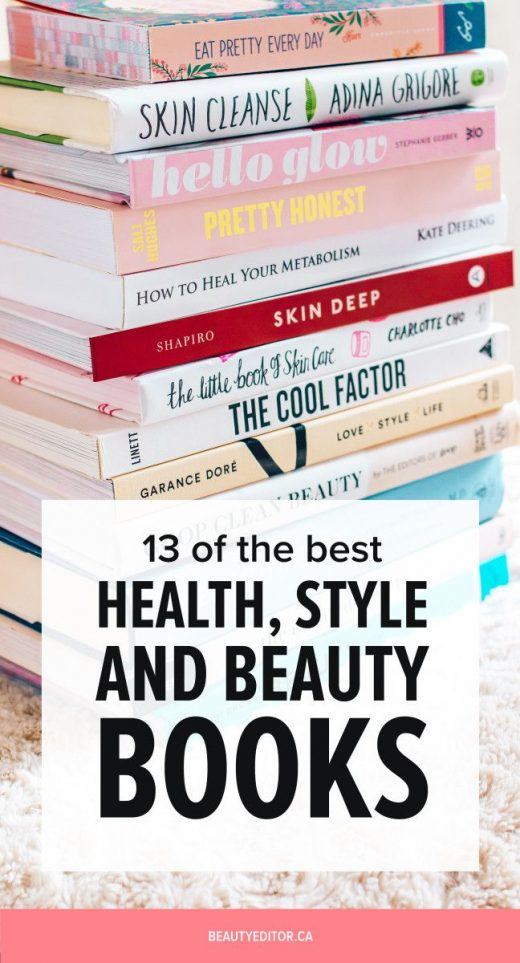 Editor's Picks: 13 of the Best Health, Style and Beauty Books