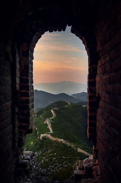 Gate to the Great Wall