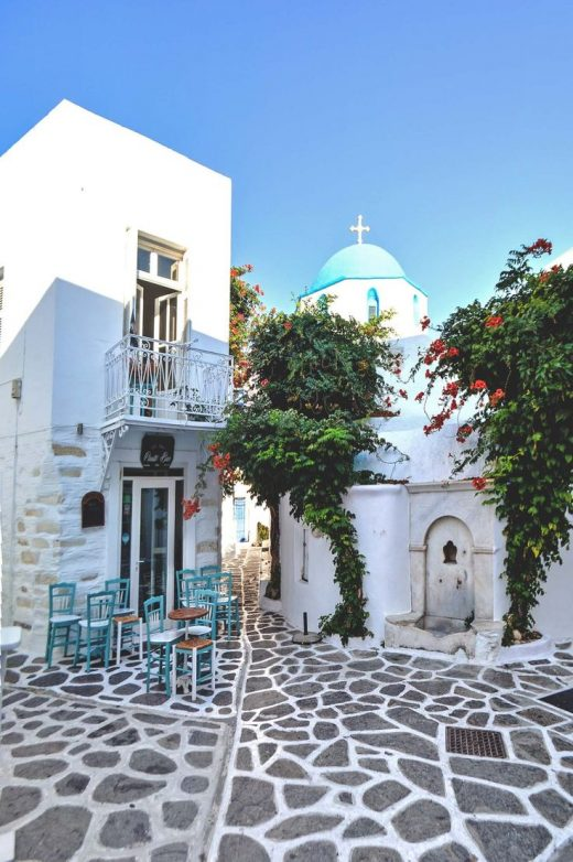 Greece – Paros – Heart of the Cyclades