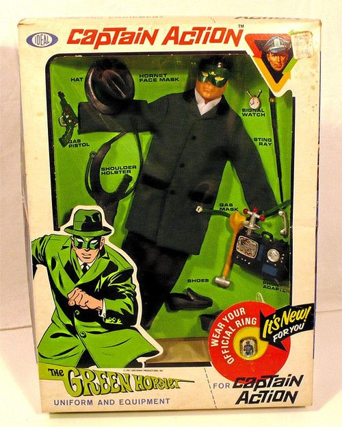 Green Hornet Action Figure