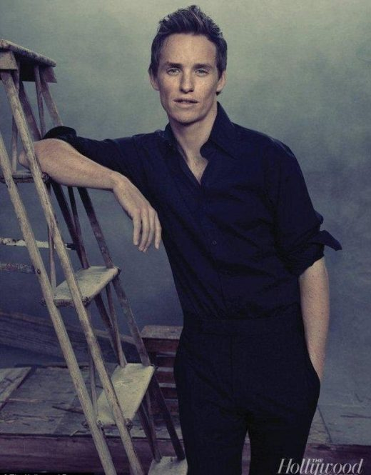 Is Eddie Redmayne Hot?