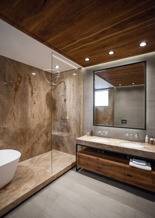 Modern Bathroom Makeovers