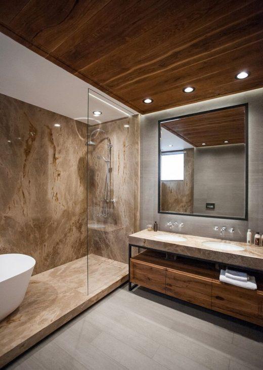 Modern Bathroom Makeovers