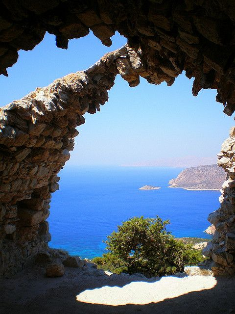 Monolithos – Rhodes, Greece