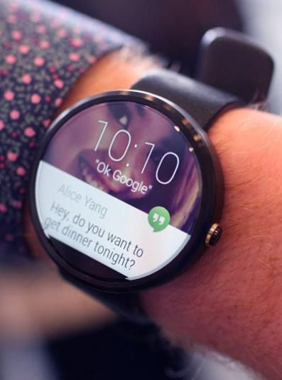 Moto 360 smartwatch can now be customized to match your fashion focus