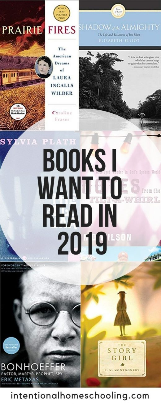 My Favorite Books of 2018 & Books I Want to Read in 2019
