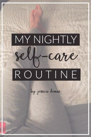 My Nightly Self-Care Routine – Perfect for Moms and Busy Women