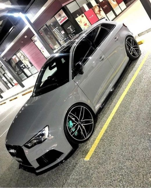 Nardo Grey Audi RS3!!!