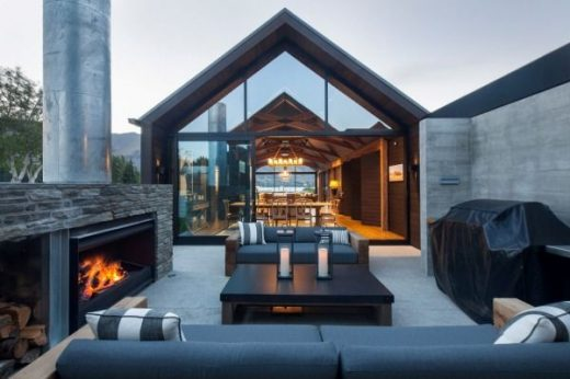 New Zealand's best holiday homes provide plenty of wow factor