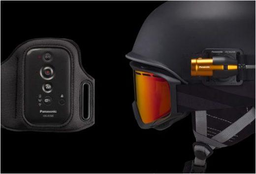 Panasonic Wearable Camera Hx-a100