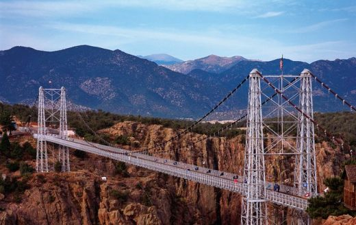 See amazing views! Royal Gorge Bridge is the highest bridge in the United States…