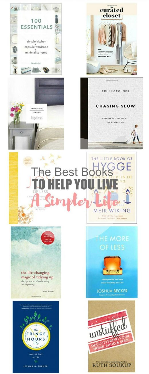 Simple Living Books – 11 Best Books on How To Live A Simple Life