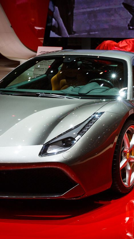 Style and performance: Next-gen supercars dominate the 2015 Geneva Motor Show