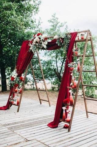 The Best Red Wedding Ideas